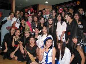 Sysgen Halloween Costume Party 2011