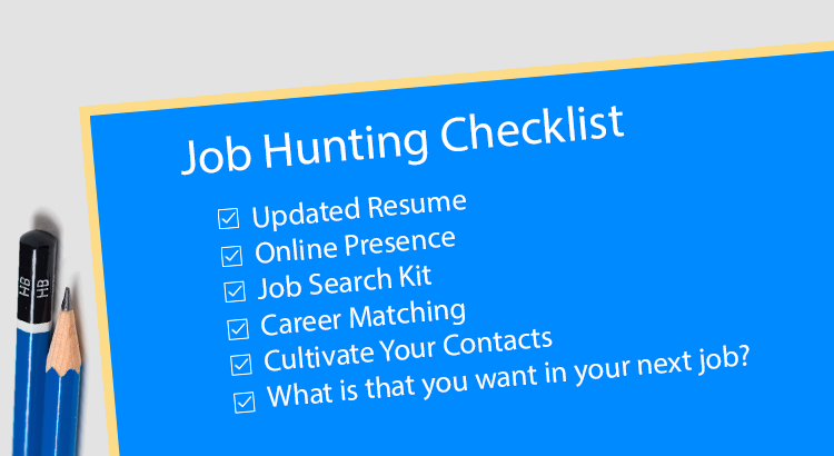 The Job Hunter's Starter Pack