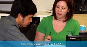 Job Interview Pass or Fail
