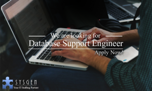Database-Support-Engineer
