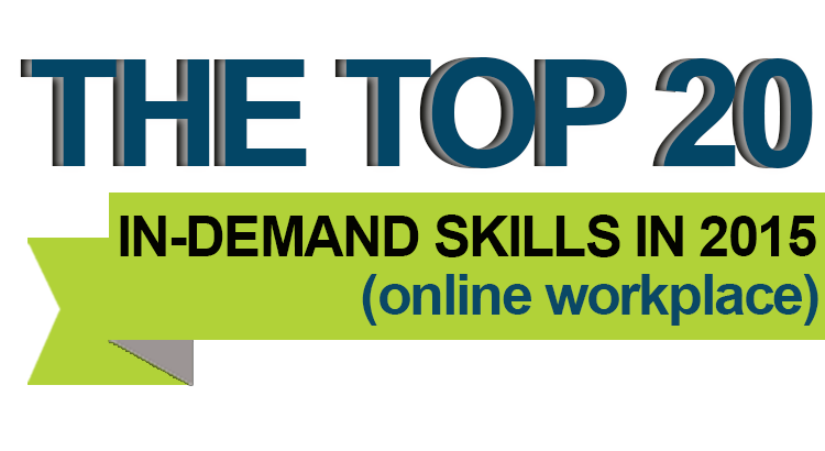 2015 Year in Review Series: In-demand Skills in 2015