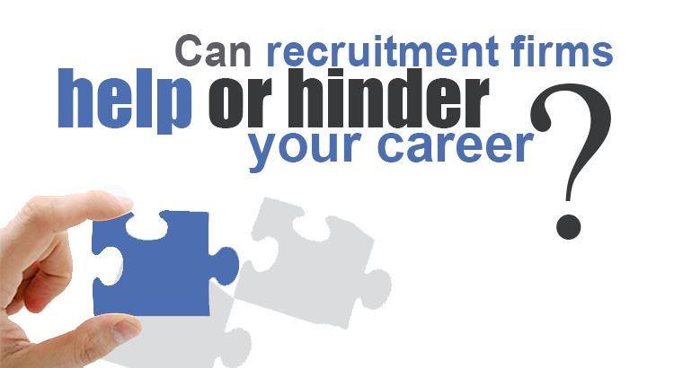 Should You Use a Recruitment Firm to Find a Job?