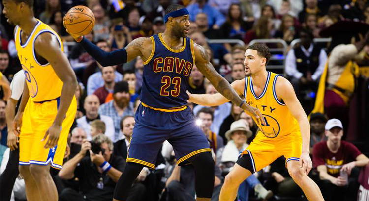 Sysgen, All Eyes on the 2016 NBA Finals