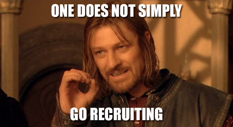 15 Memes That (Somehow) Sum Up A Recruiter's Life