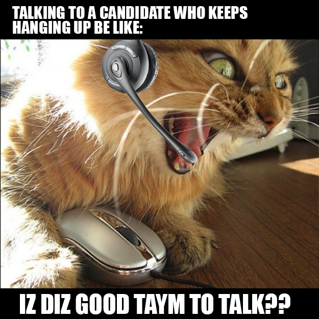 recruiter cat 2