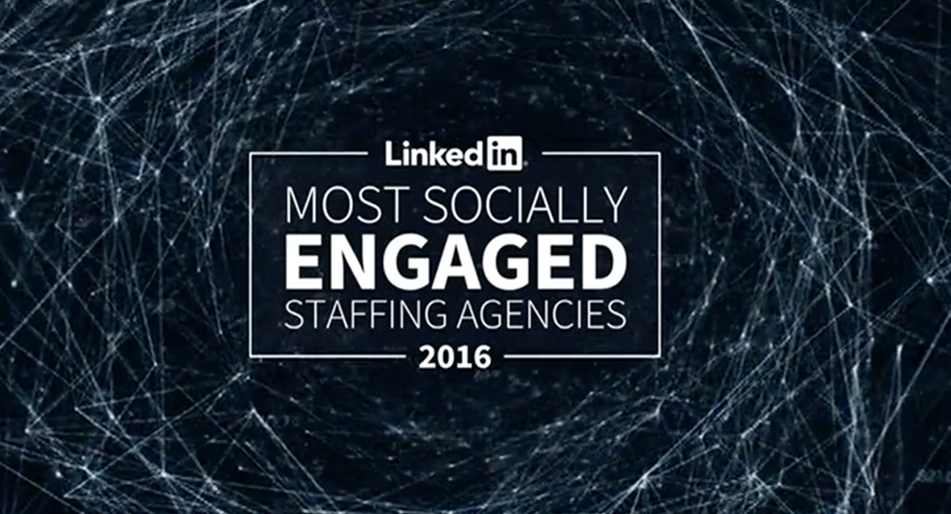 Sysgen Named One of the Top 25 Most Socially Engaged Staffing Firms
