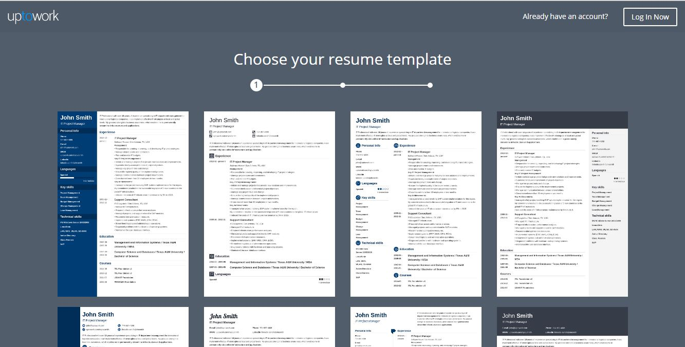 This Builder Will Change the Way You Make Your Resume