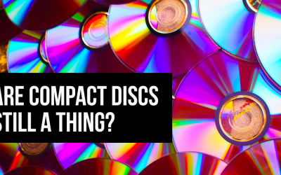 It's Compact Discs' 35th Birthday, and It's Still a Thing
