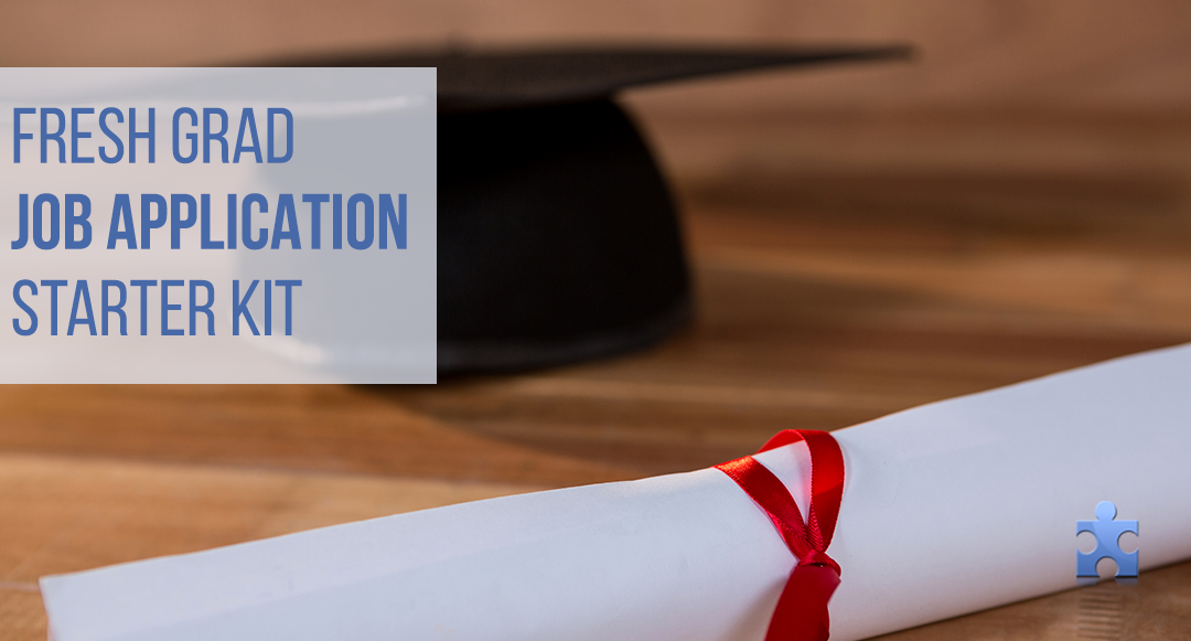The Fresh Grad's Job Application Starter Kit