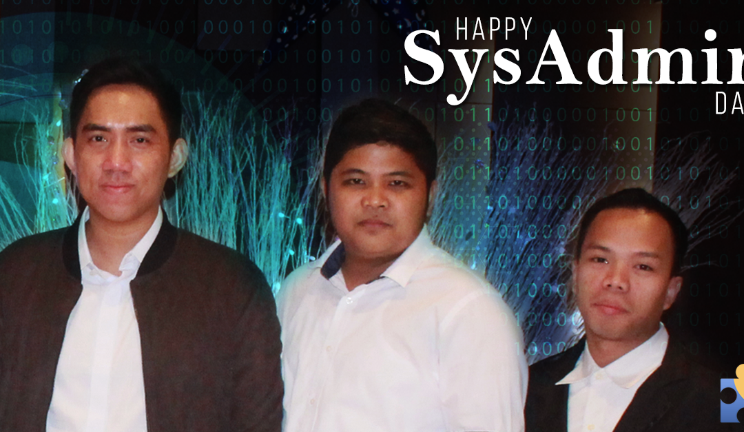 SysAdmin Appreciation Day