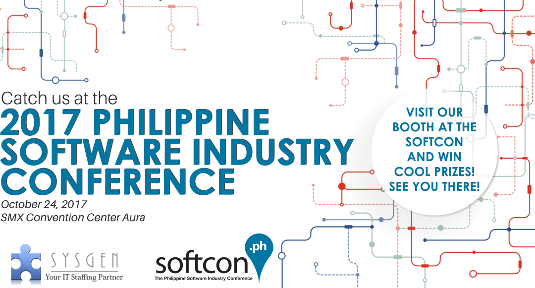 Catch Us At the 2017 Philippine Software Industry Conference Next Week