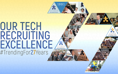 Celebrating 27 Years of Recruiting Excellence
