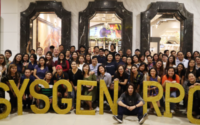 Sysgen – The End of An Era… Sysgen RPO – The Start of A Legacy